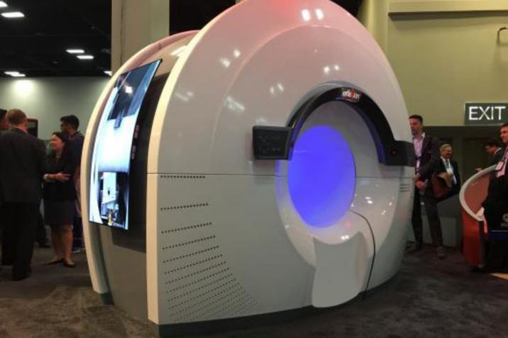 RefleXion PET-CT Linac