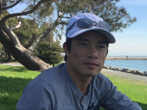 Thang Nguyen outside photo